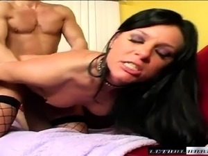 free stockings sex movies