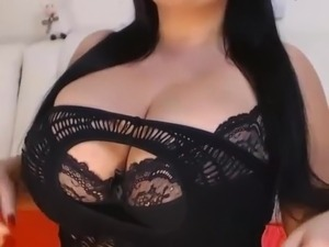 Saggy black boobs