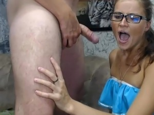 porn homemade in mouth cumshots
