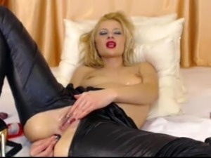 girl riding anal dildo