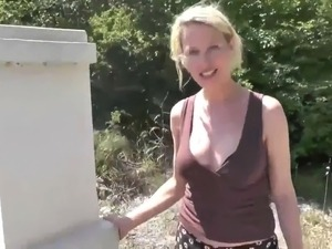 wife hot video german