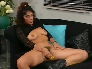 vintage big black boobs