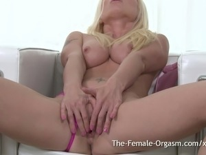 squirting orgasm sybian video