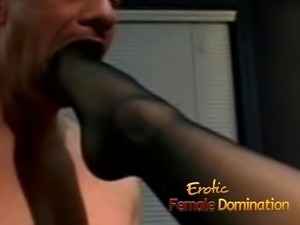 shemale dominated by girl