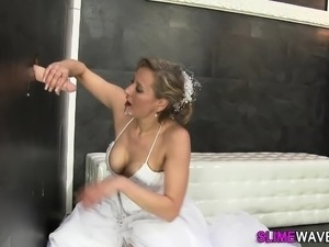 bride fuck blackmen at bride party