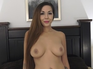 ebony solo video