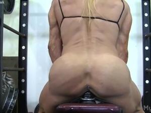 muscular women hardcore sex
