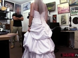 amateur bride cunnilingus videos