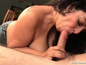 Oral sex deep throat
