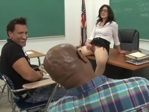 teachers suck dick