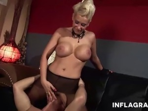 Stella Styles is one busty sexy milf that will fuck your cock till dawn. Her...