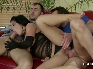 wife fuck his friends