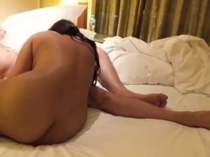 amateur videos of newleyweds in hotel