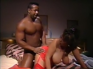 Interracial sex vintage