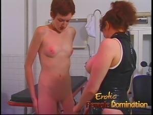 blonde girl sex slave