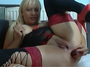 blowjob high heels video