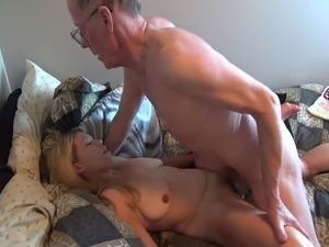 Old and young sex porn