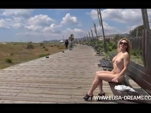 public nudity story video