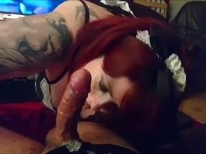 asian girls gagging on cock