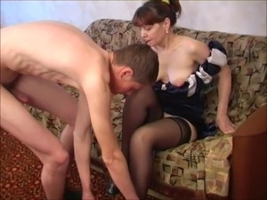 mature russian anal tube
