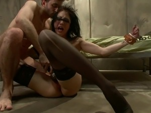 amateur leather bdsm sex