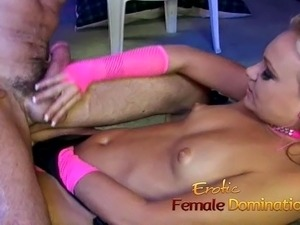 sexy blonde getting banged