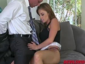 white girl riding black cock