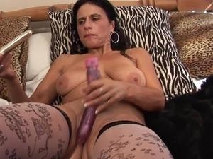 humongous natural tits sucking many dicks