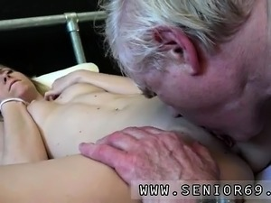 young girl old couple fuck