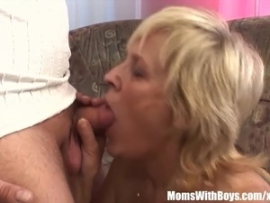hot blond shemale fucks girl
