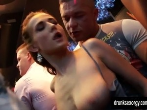 forced public nudity video
