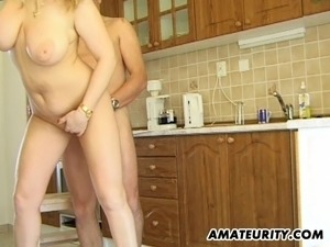 amature wife reality kitchen friend