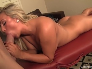 young chubby blonde sex