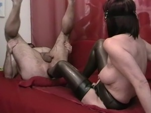 Bbw latex sex