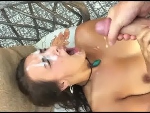 horny aunty massive boobs anal cum