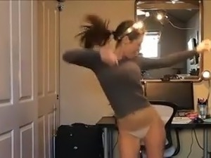 myspace sexy girl dancing