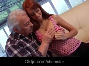 xxx old women fucking young guys