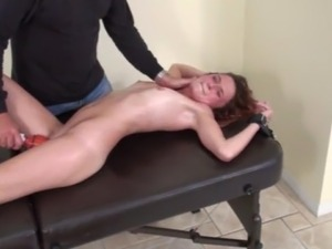 bondage movie video suck forced