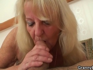 skinny granny puffies video porn