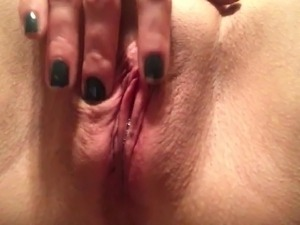 amateur gf orgasm video