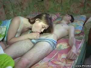 porn videos teen sleeping