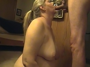 Sexy Wife Blowjob