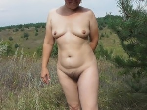 wife watching outdoor sex