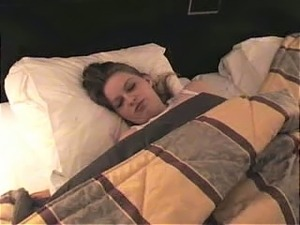 Girl fuck in sleep