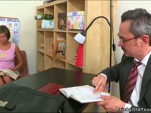 Teacher sex girls