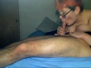 redhead with big boobs video