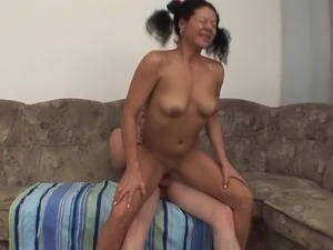 young girl with old mansex