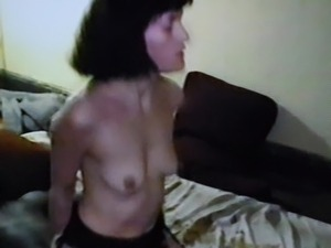 Interracial cuckold husband