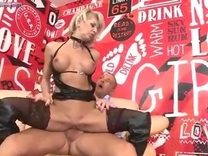 big tits big dick threesome