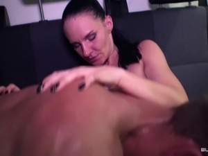 Girls getting fucked in the ass